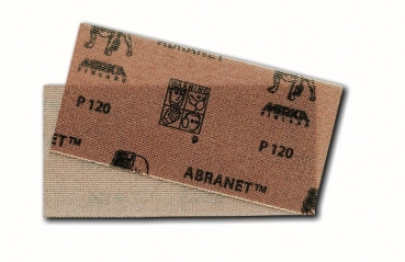 Protective cover for Mirka Abranet velcro sanding paper 115 x 228 mm