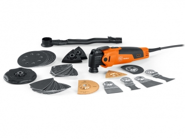 FEIN MultiMaster Top with big set of accessories