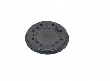RUPES Velcro backing pad Ø 225, round 125 mm hard